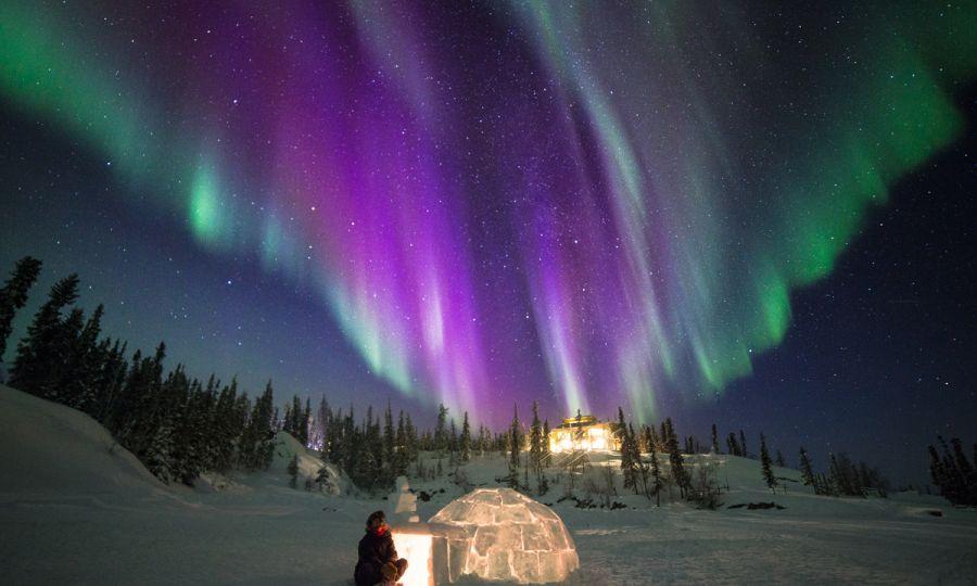 Blachford Lake Lodge, Canada.