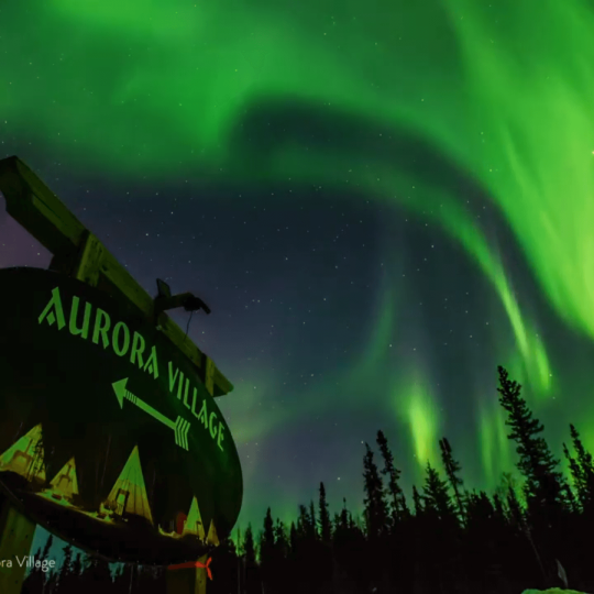Indigenous Stories: Aurora Village thumbnail