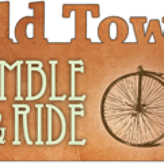 Old Town Ramble & Ride advertisement