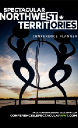 The front cover of the NWT conference guide.