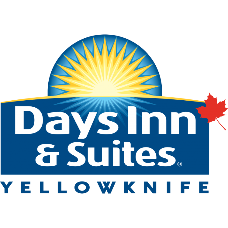 Days Inn and Suites logo with the rising sun.