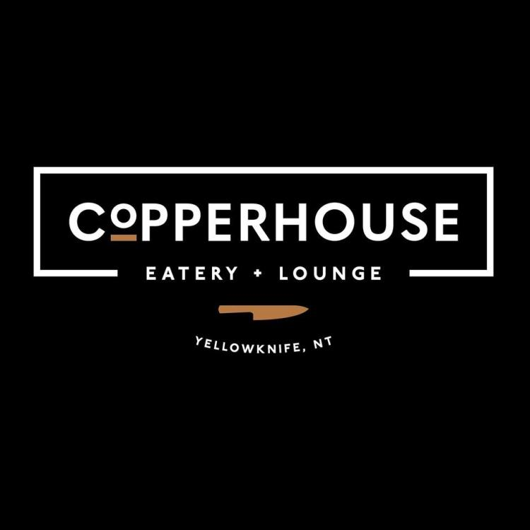 Copperhouse Eatery and Lounge Logo Yellowknife, NWT.