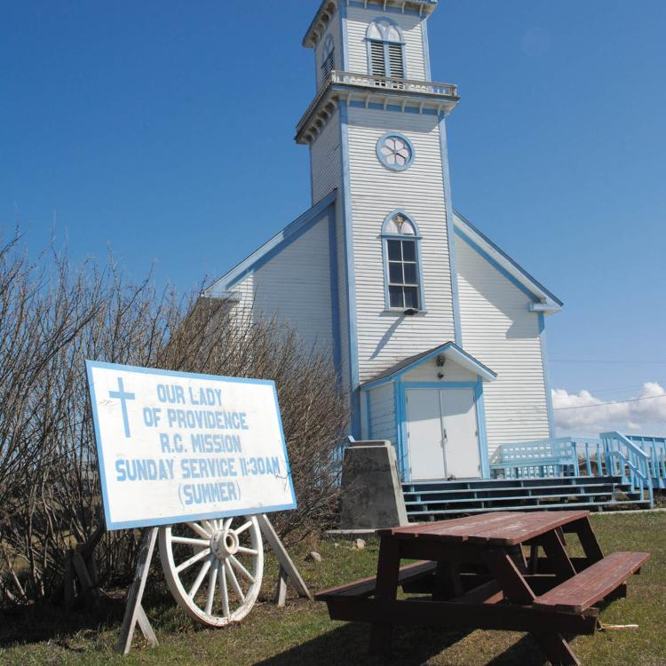 Church in Fort Providence