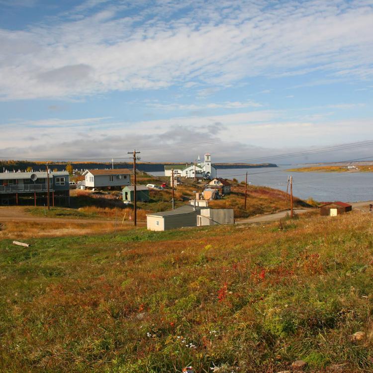 Community of Tsiigehtchic