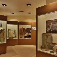The Northern life Museum inside look at their indigenous culture section in Fort Smith, NWT.