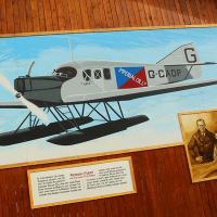 Aviation Museum in Norman Wells Northwest Territories