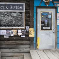 Bullocks Bistro in Yellowknife NWT