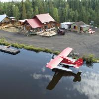 Canoe North Adventures Lodge!