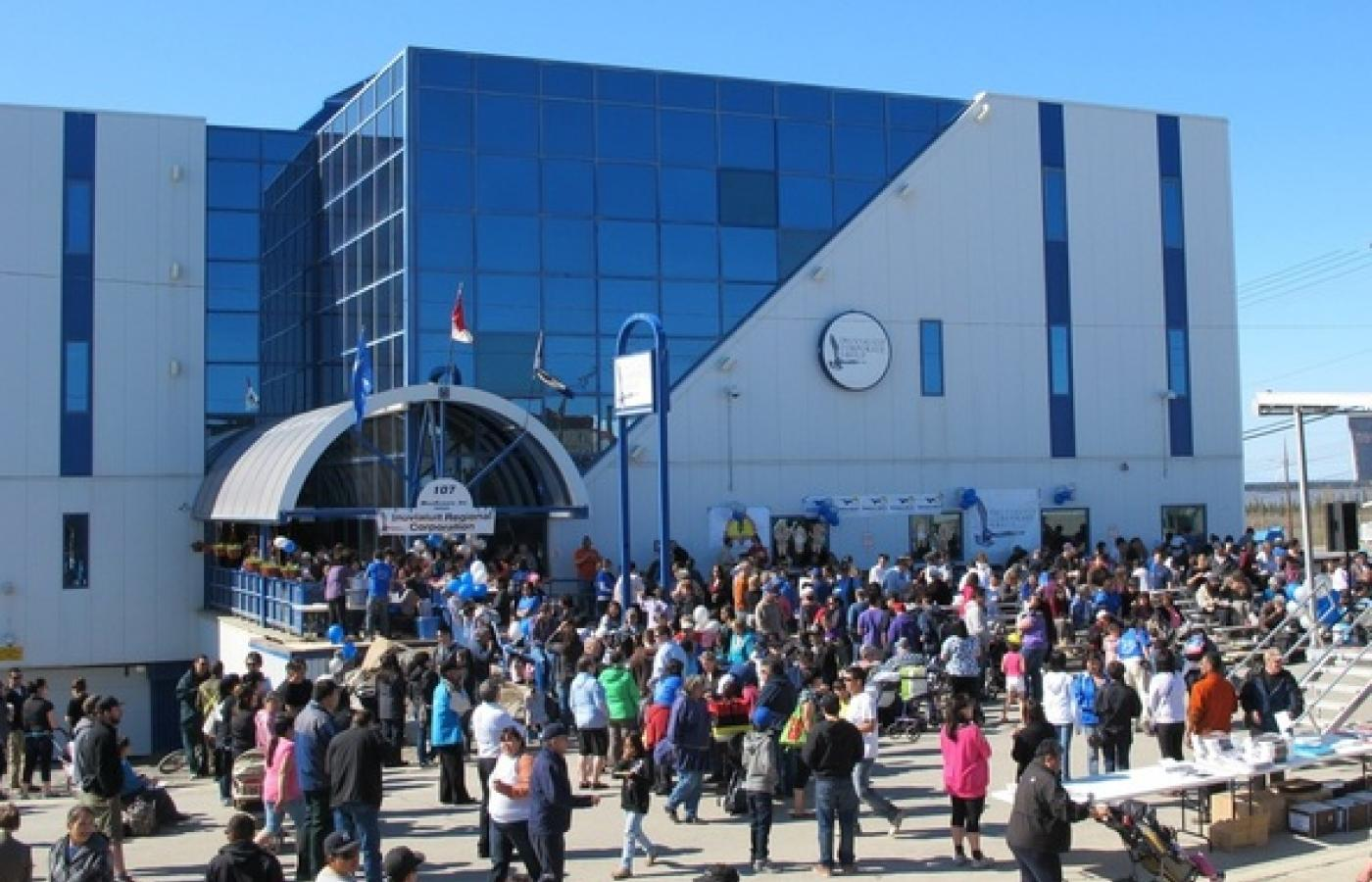 Celebrate Inuvialuit Day in Inuvik, the Western Arctic hub in Canada's Northwest Territories