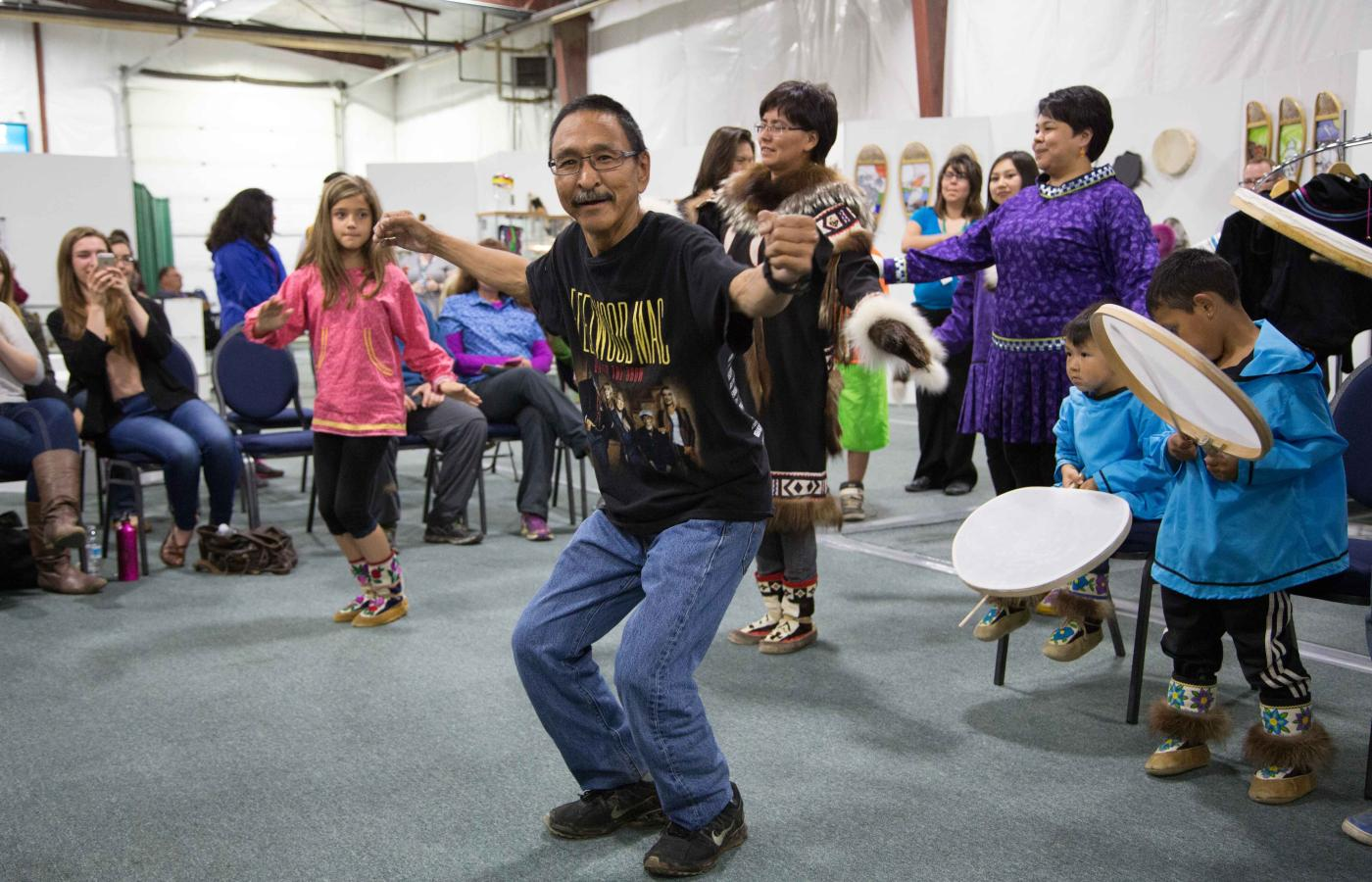 Culture on display at the Great Northern Arts Festival in Inuvik