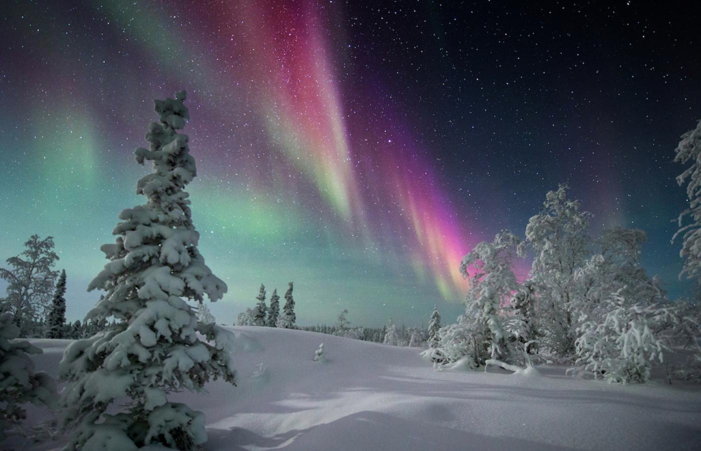 The magic and wonder of the Northern Lights in Canada's Northwest Territories