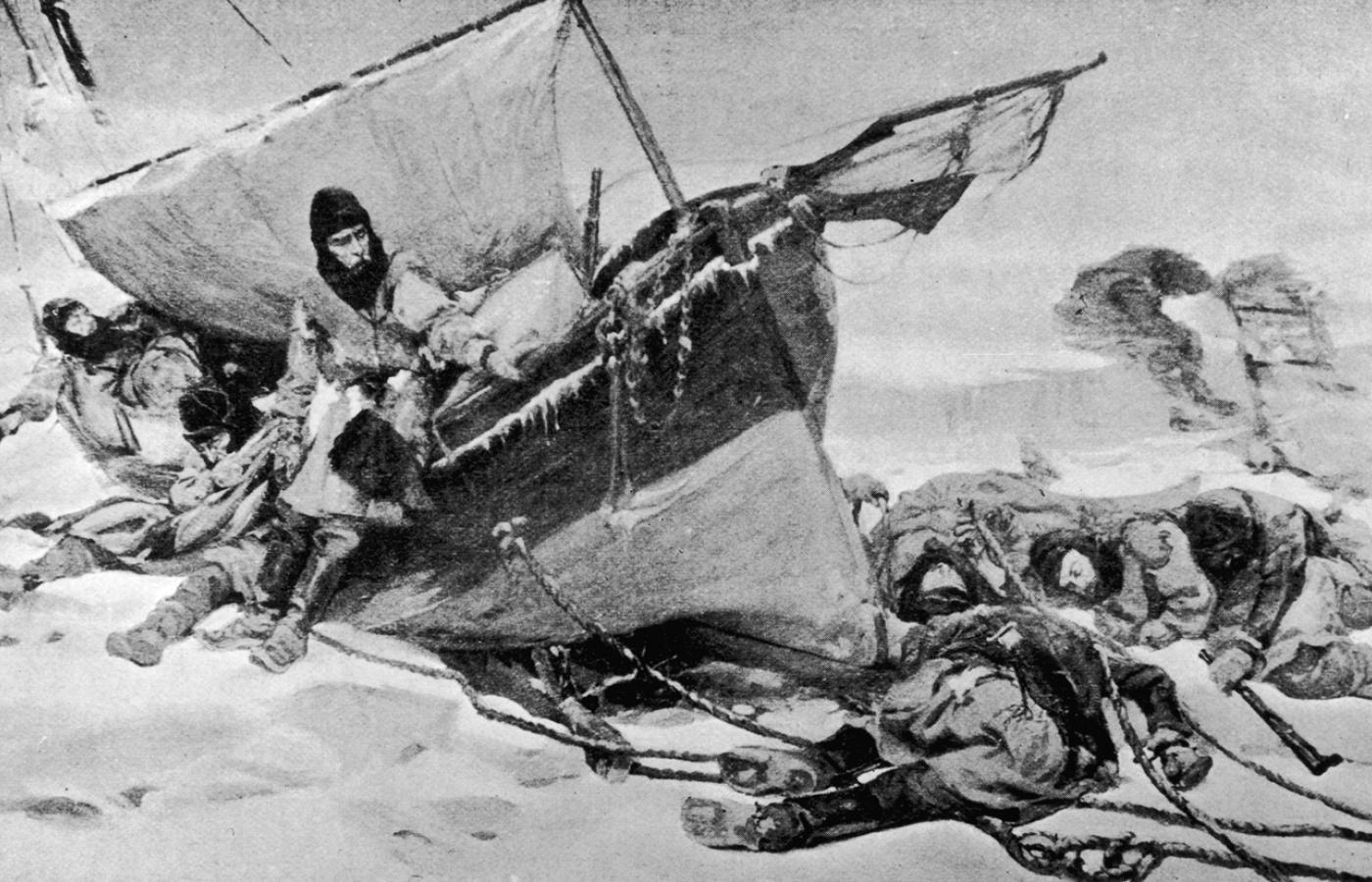 The Northwest Passage lured mariners like Sir John Franklin to their deaths.