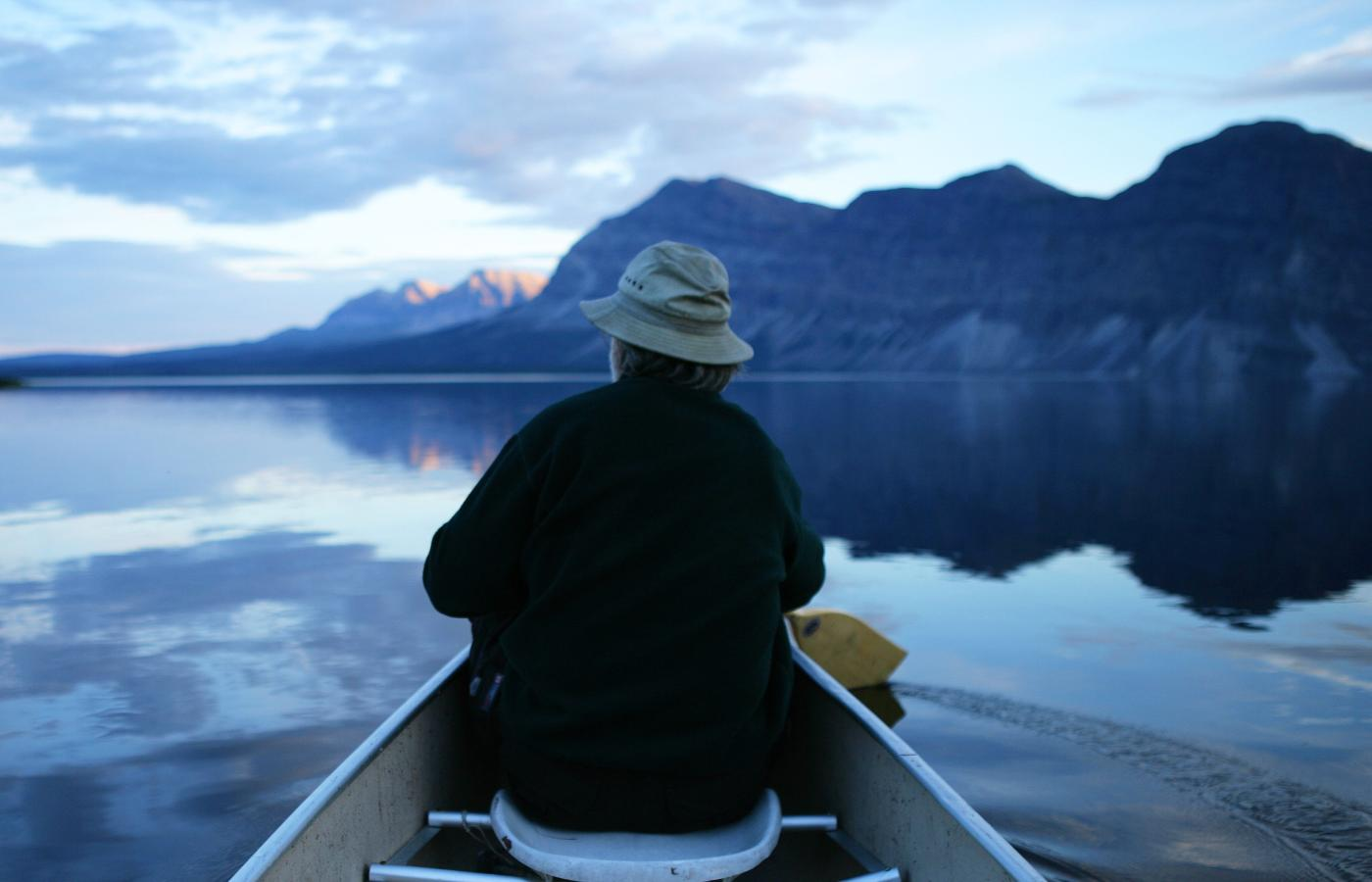 Canoeing in the Northwest Territories