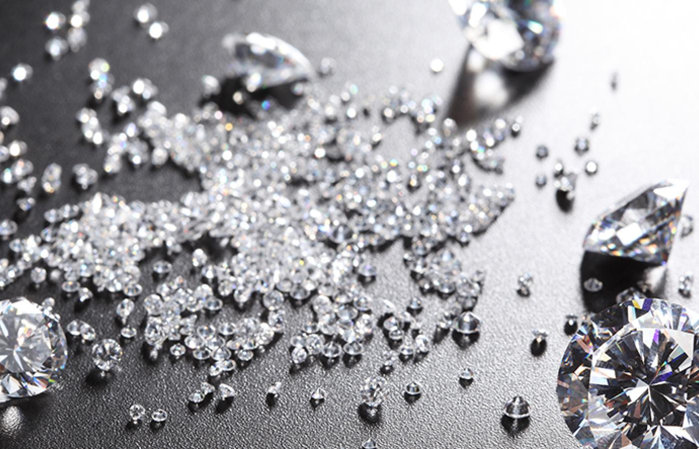 Diamonds were discovered in the NWT in the 1990s.