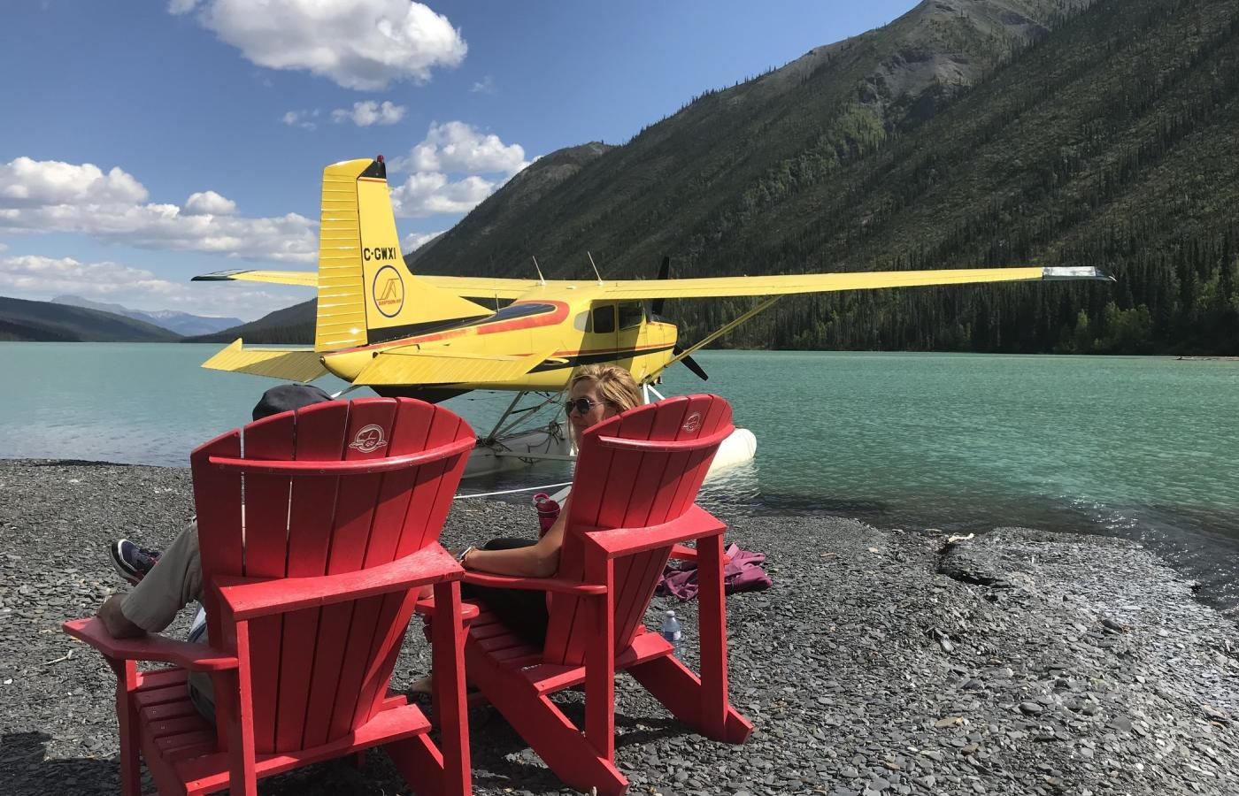 flight seeing tour in nahanni