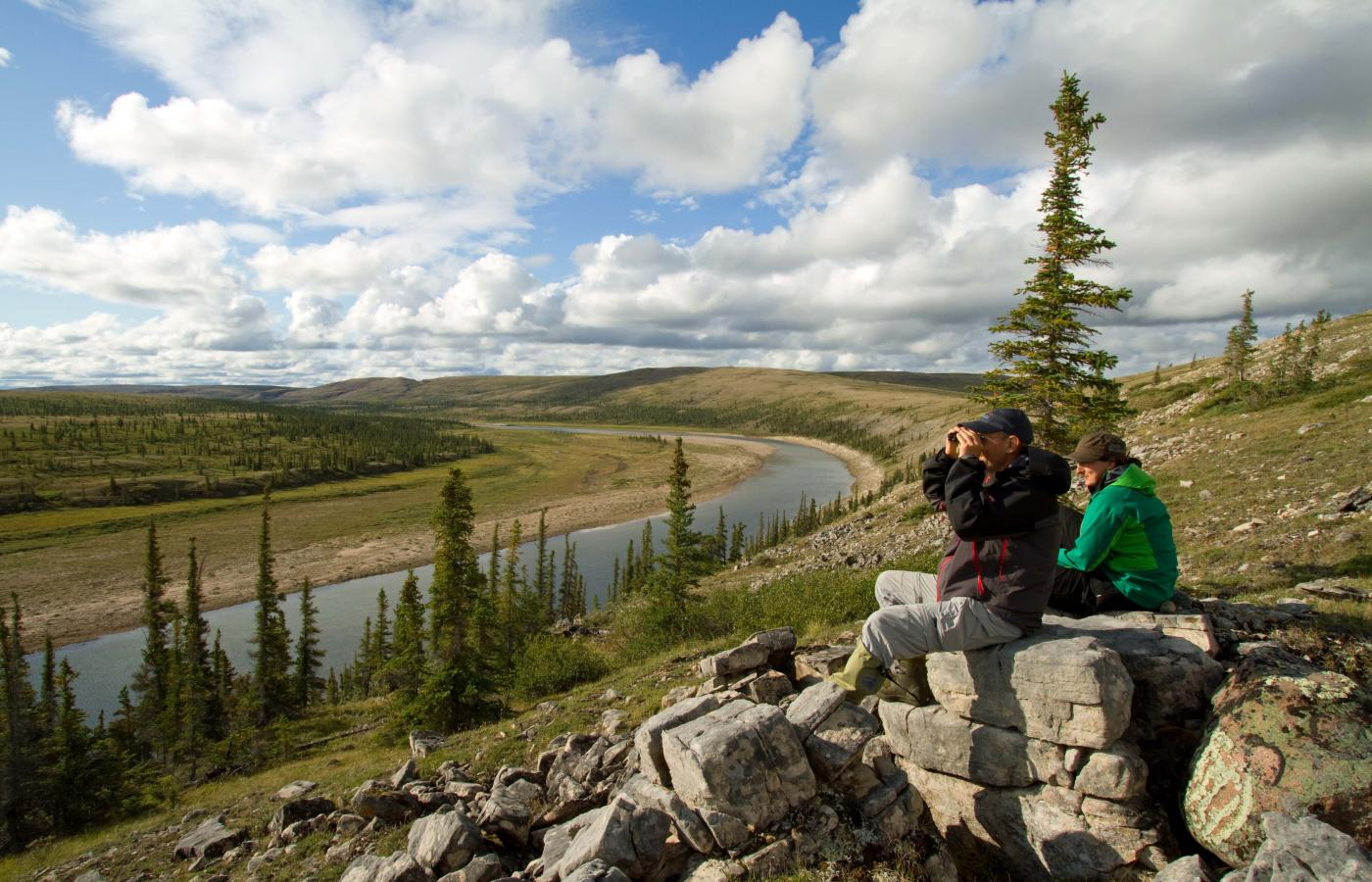 Day hikes or camping adventures in the NWT.