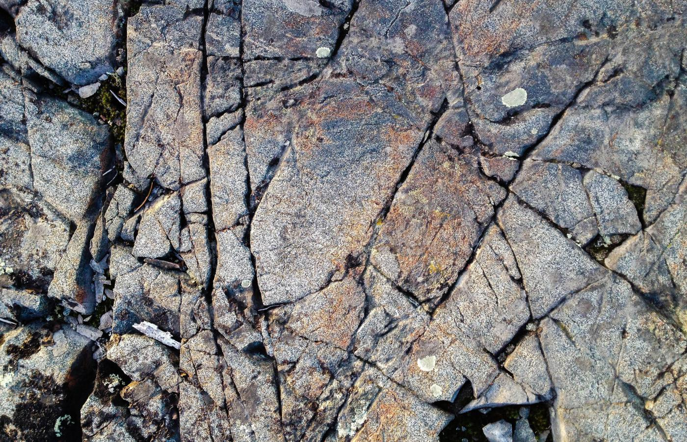 The Acasta Gneiss in the NWT is oldest exposed rock on Planet Earth.