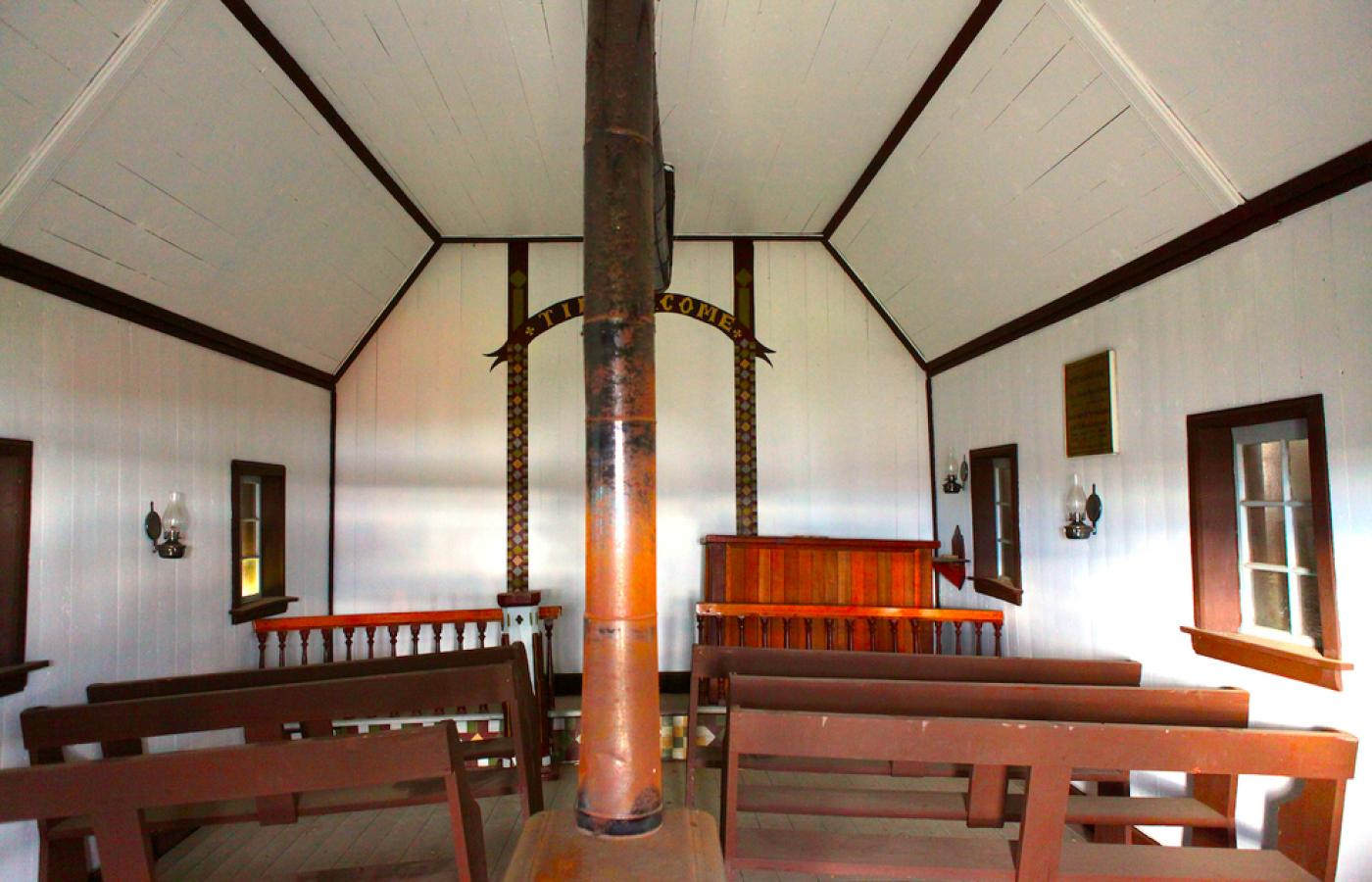 The Old Anglican Church in Tulita is a site not to be missed.
