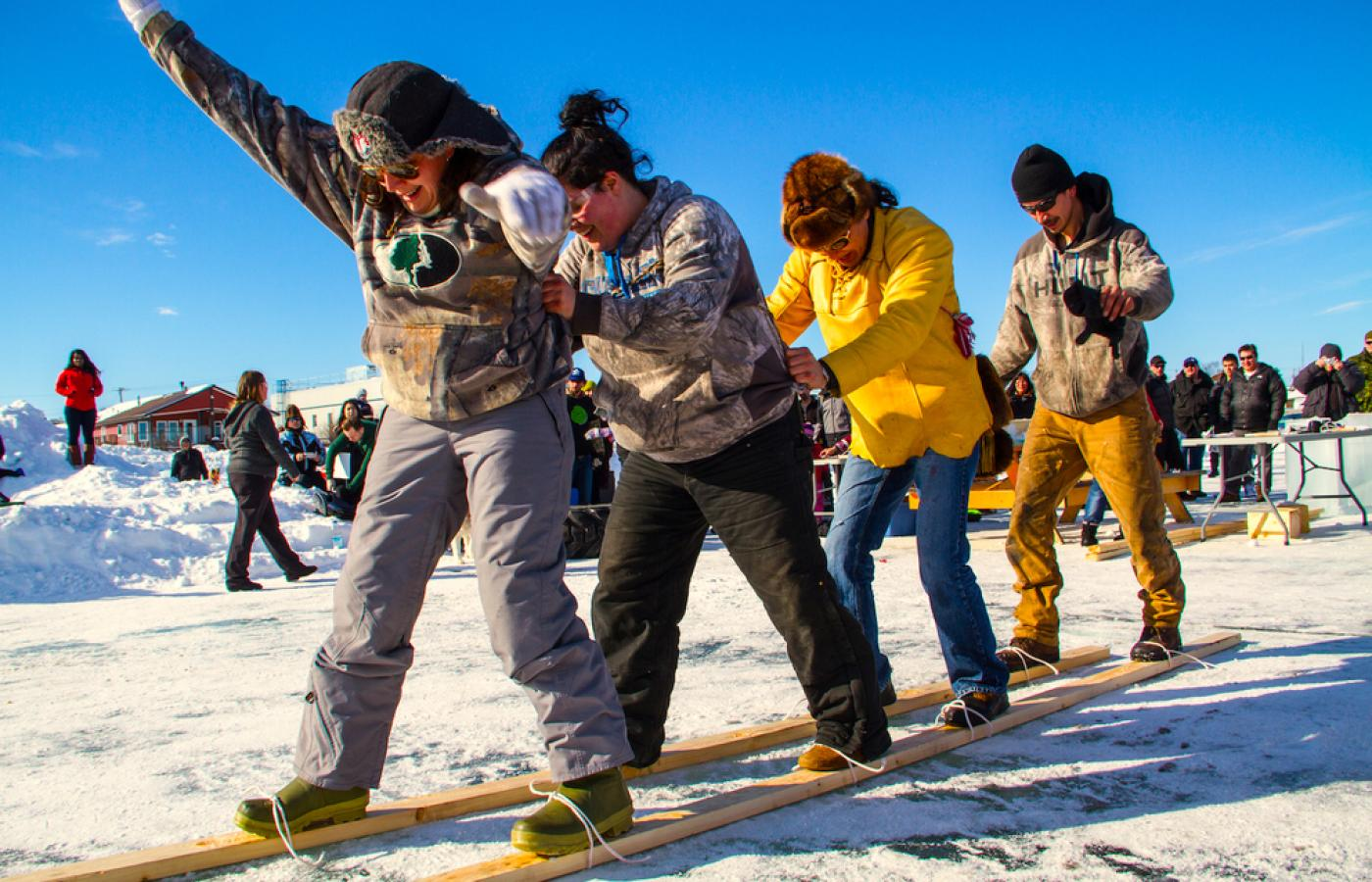 Long John Jamboree on Yellowknife Bay