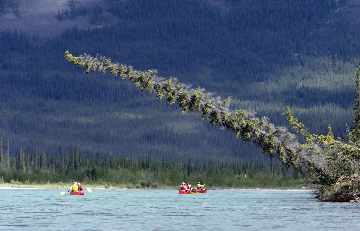 Canoeing in the NWT