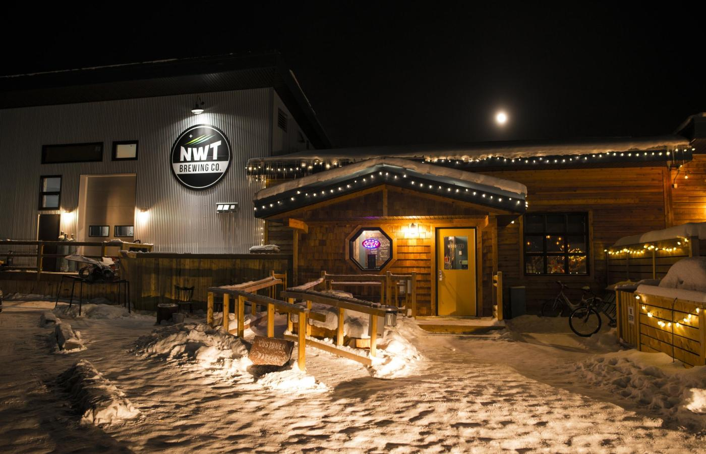 NWT Brewing Woodyard Brew Pub