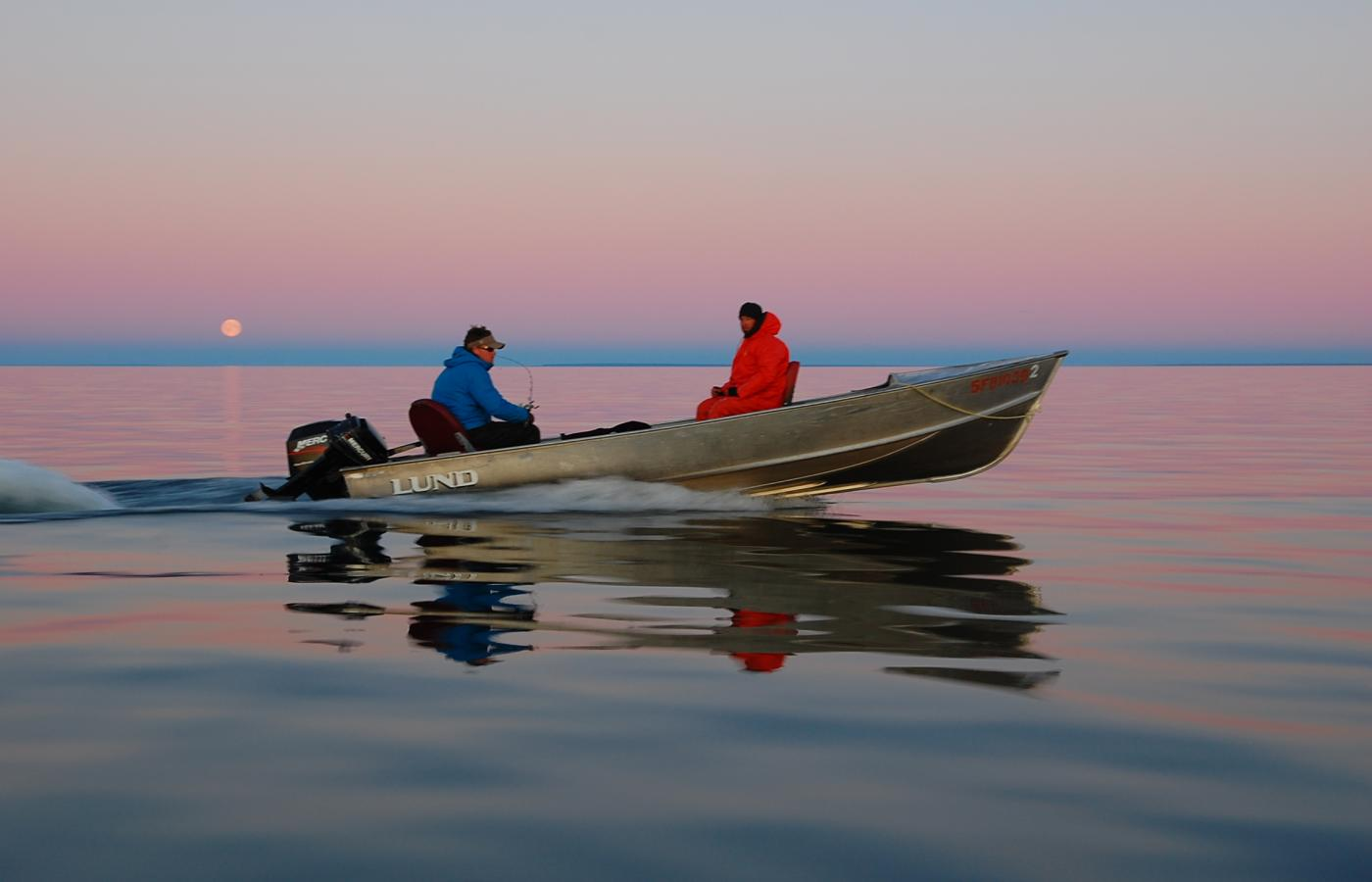 A fishing expedition under the midnight sun in Canada's Northwest Territories is a trip like no other
