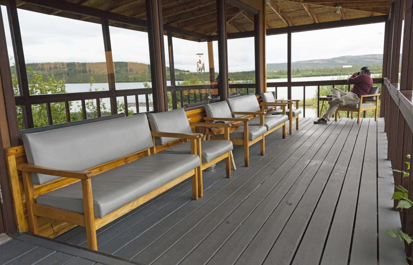 Have a comfortable stay at NWT fishing lodges