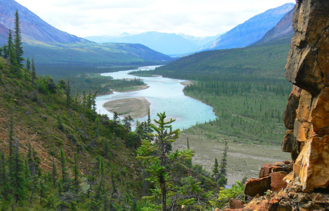 The Natla River in Canada's Northwest Territories is a must for any adventure paddler