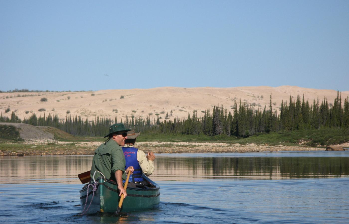 Paddling the Thelon, Coppermine, Dubawnt and other wild rivers of the Barrenlands in Canada's Northwest Territories