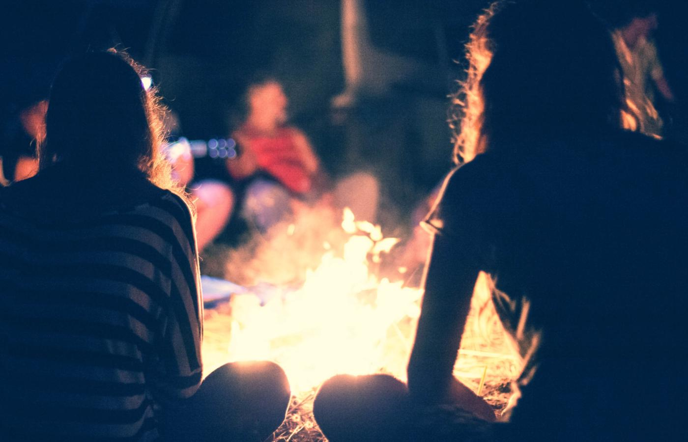 Gather around a fire at the end of a day and share a story about a spectacular day in Canada's Northwest Territories.