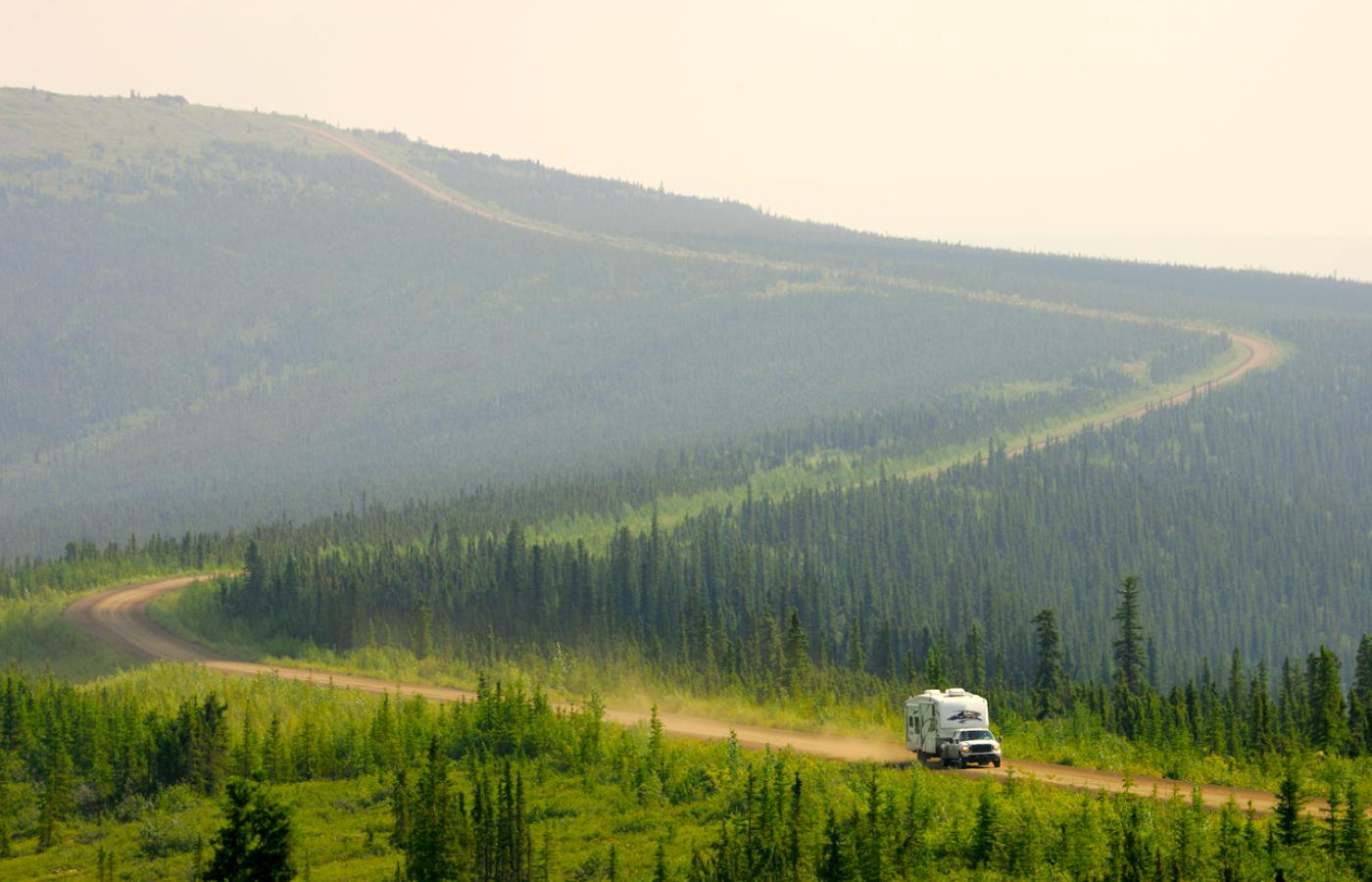 A road trip through Canada's wild Northwest Territories