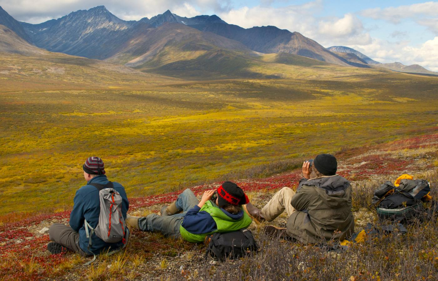 The views and wildlife and history along the Canol Trail, in Canada's Northwest Territories, make it a photographer's paradise