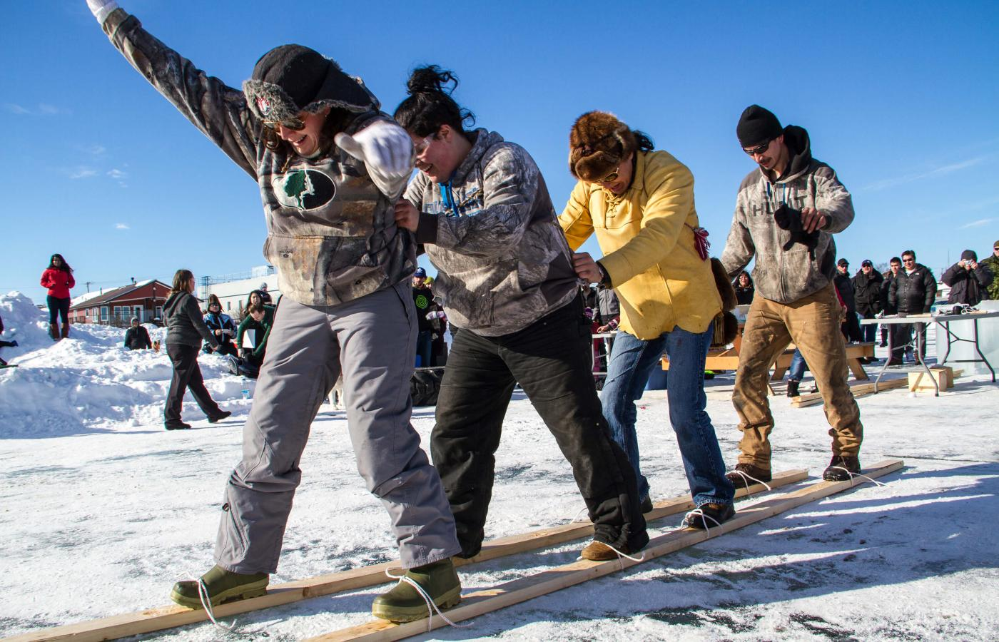 Jamborees and festivals in the Northwest Territories