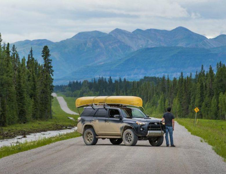 dehcho roadtrip canoe highway