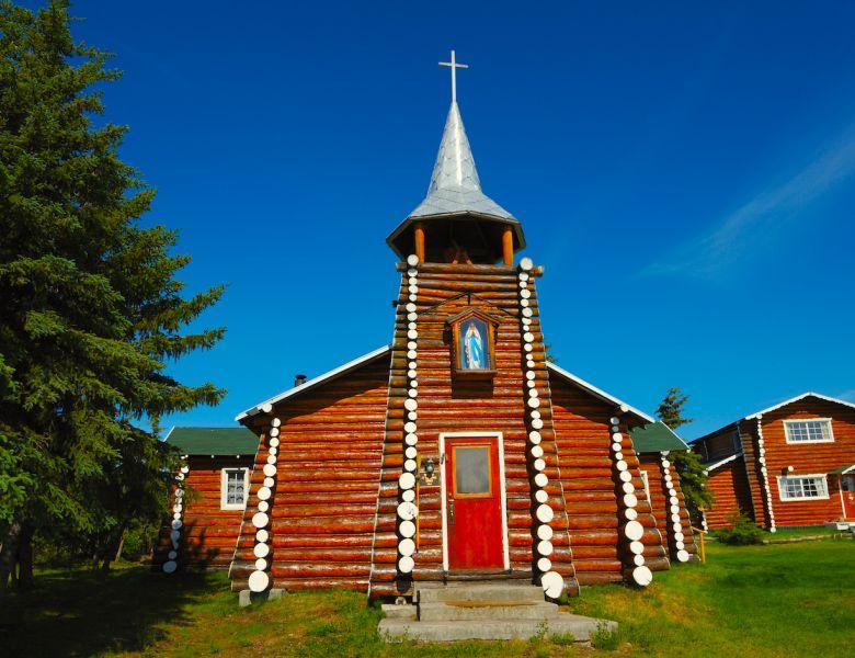 Norman Wells Historical Centre Spectacular Northwest