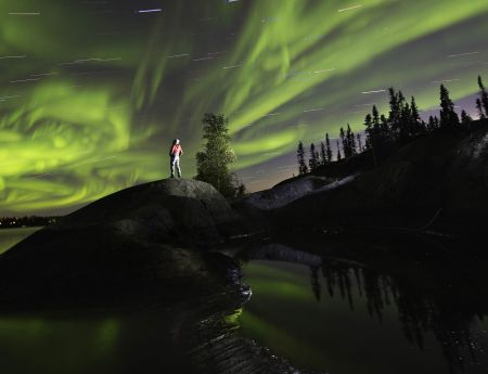 Why the Aurora is awesome in summer
