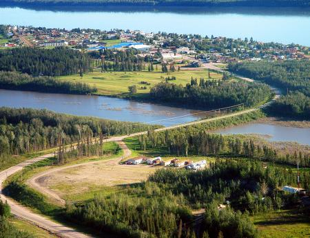 Where we live: Fort Simpson